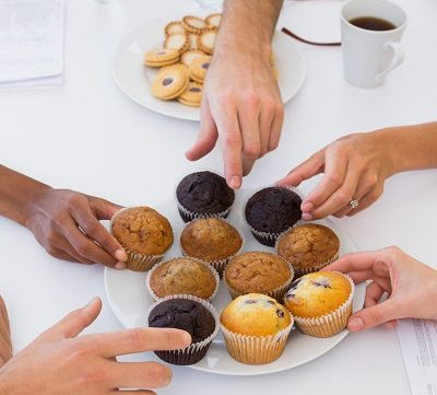 Workplace cake culture: a health risk or a sociable way to boost morale?