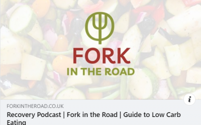 Lou interviewed on Fork in the Road podcast
