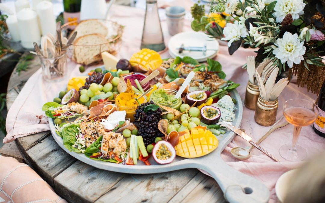 Staycation eating: ways to stay healthy and develop healthy habits